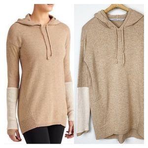Athleta Merino Nopa Hooded Sweater Size Medium